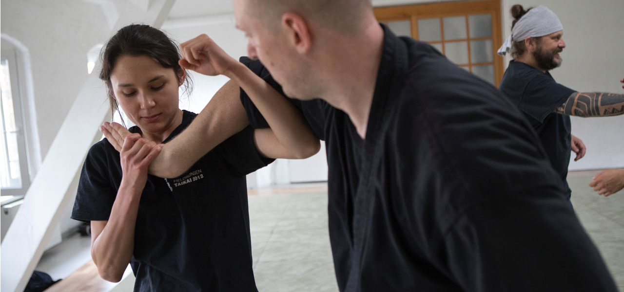 ninjutsu kreuzberg kinder training